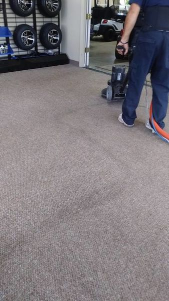 Commercial Showroom Carpet Cleaning in Rocklin, CA (1)