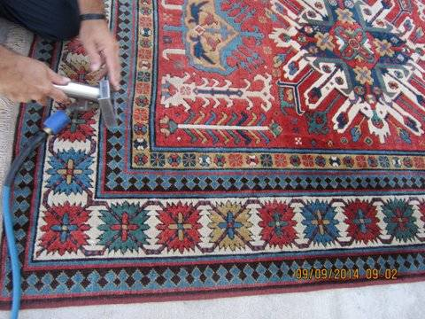 Area Rug Cleaning Granite Bay, CA