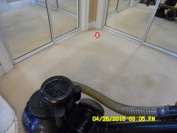 Carpet Cleaning in Roseville, CA
