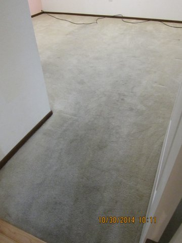 Before and After Carpet Cleaning Sacramento, CA