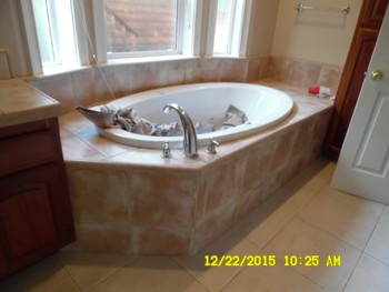 Master Bath Cleaning Services